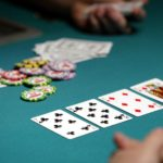 Here's what I learnt during my first poker month in the internet