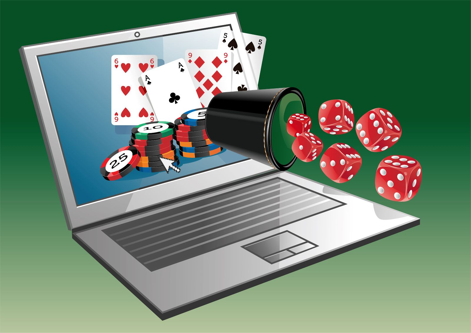Financial transactions in online casinos – things we should know